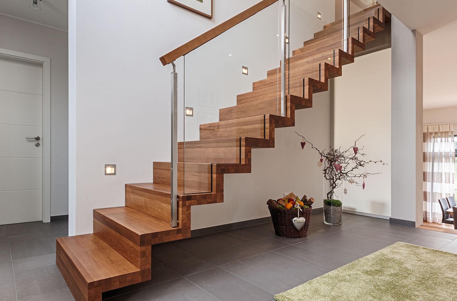 Architekt marco pieper individuelle architektur die for Einfamilienhaus innenansicht